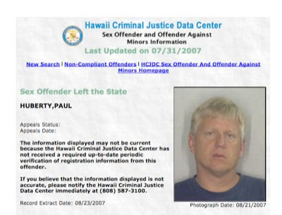 Search The Official New York State Sex Offender Registry - NY. - NY DCJS