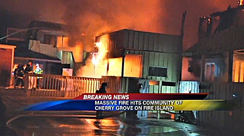 Cherry Grove Fire Destroys Two Hotels Nightclub And Several Residences Joe My