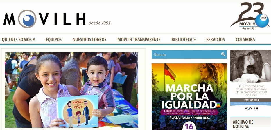 "CHILE: Opus Dei Sues LGBT Group For Ownership Of ""Opus Gay"" Web Domain"
