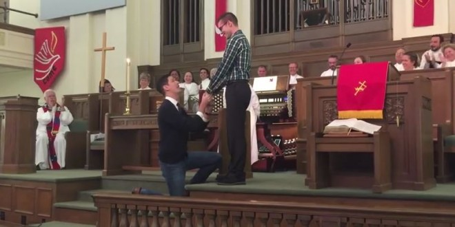 Gay membership in methodist church