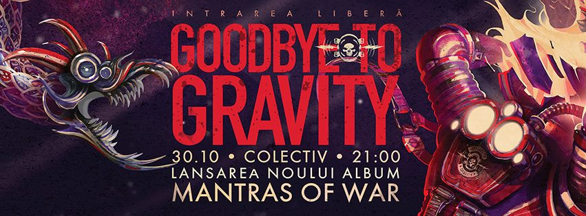 Goodbyegravity