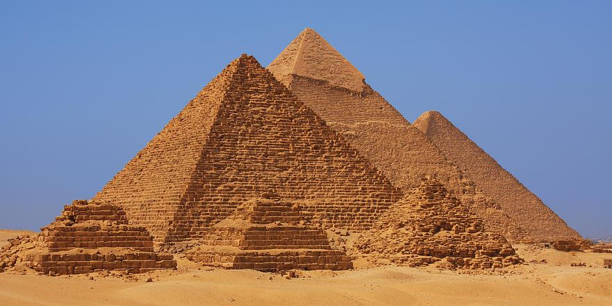 Ben Carson: The Pyramids Weren't Tombs, They Were Built By ...