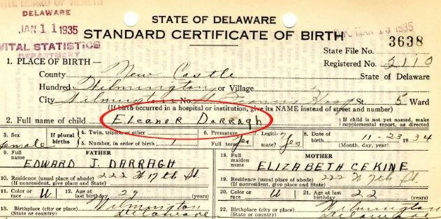 Ted Cruz Releases Mother\'s Delaware Birth Certificate - Joe.My.God.