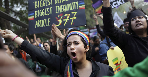 rights of homosexuals essay