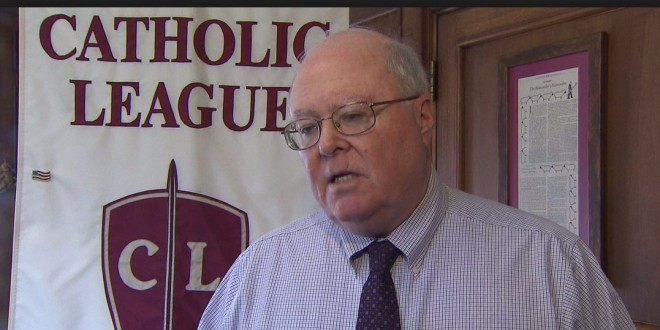 Catholic League's Bill Donohue: Watching Gay Dodgeball Is ...