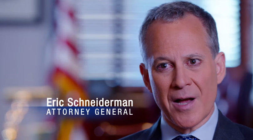 Image result for schneiderman private email scandal