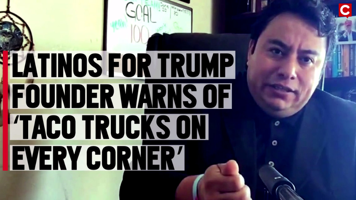 tacotrucks latinos for trump founder warns that soon we might have \