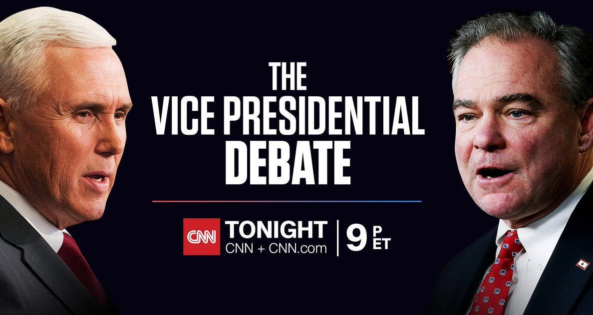 LIVE VIDEO Vice Presidential Debate