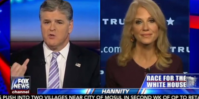 hannity tells kellyanne conway for trump to win the electoral