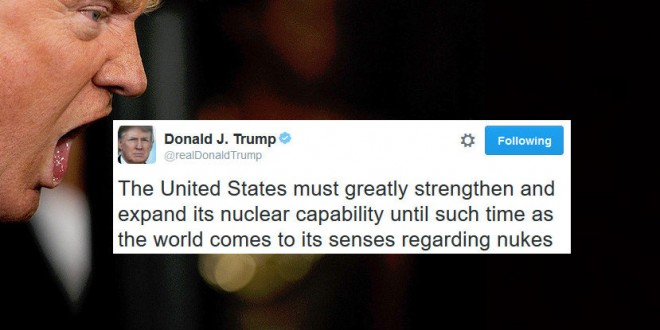 The United States must greatly strengthen and expand its nuclear capability until such time as the world comes to its senses regarding nukes ile ilgili görsel sonucu