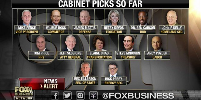 Major Christian Group Slams Trump's Cabinet Picks And Policy: This ...