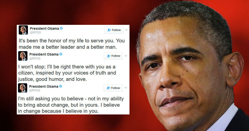 Lyric something to believe in lyrics citizen cope : President Obama Tweets His Farewell - Joe.My.God.