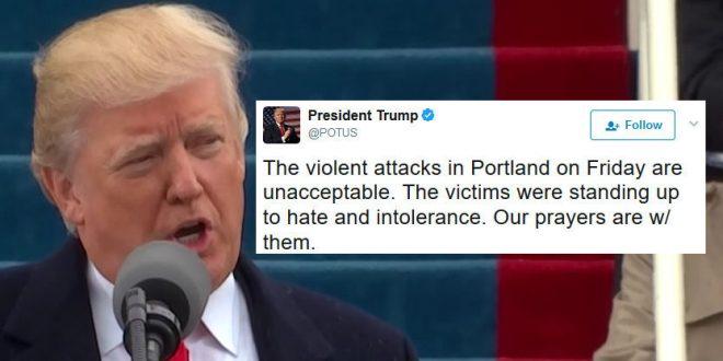 Trump Condemns