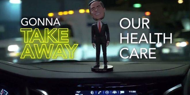 CALIFORNIA: Super PAC Ad Raps About Bobblehead Darrell Issa's Vote
