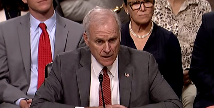 Newly-Confirmed US Navy Secretary Supports Trans Troops ...