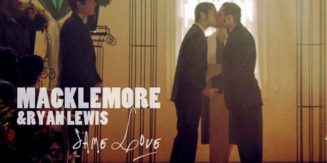 Same Love Macklemore Album Cover