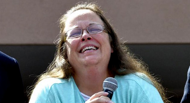 Kentucky loses appeal, ordered to pay $222k in legal fees to gay couples Kim Davis wouldn't serve