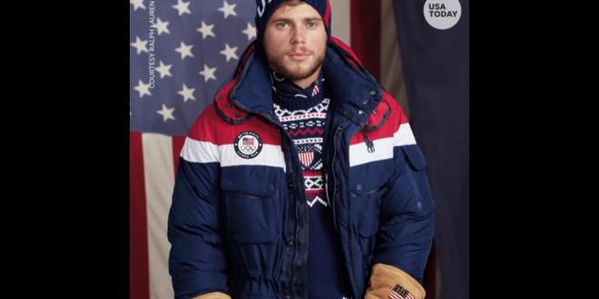 9132f1a7 Ralph Lauren Unveils US Olympic Uniforms [VIDEO] – Joe.My.God.