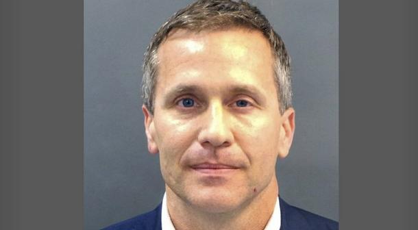 Shamed Missouri Governor Popped For Blackmailing Mistress