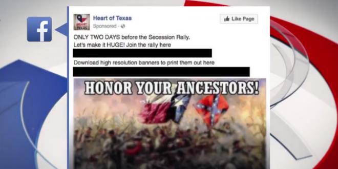 Russian Facebook Ads Sought To Inflame Racial Discord - Joe