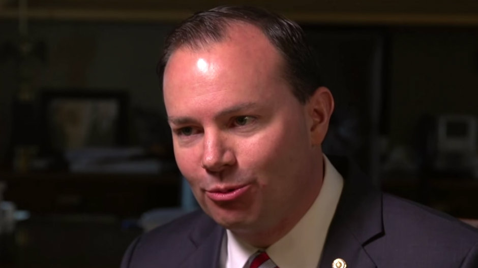 Utah gay senator