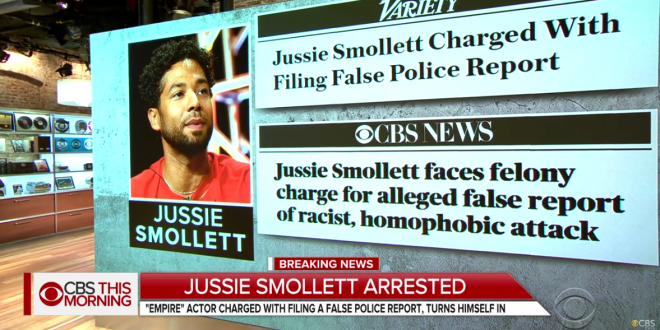 Jussie Smollett Surrenders On Felony Charge [VIDEO] - Joe My