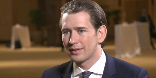 Mass Shooting New Zealand Wikipedia: AUSTRIA: Chancellor Sebastian Kurz Confirms New Zealand