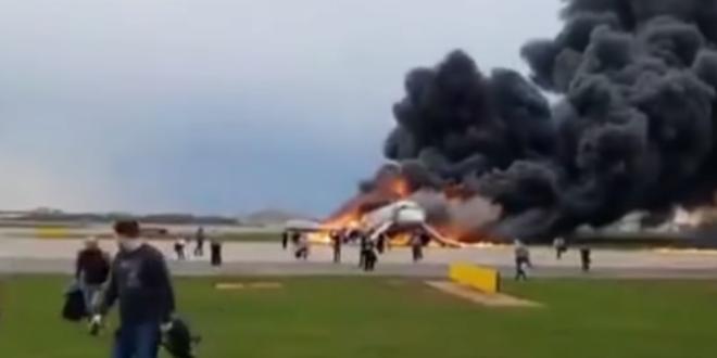 Report Passengers In Fatal Aeroflot Crash Hampered