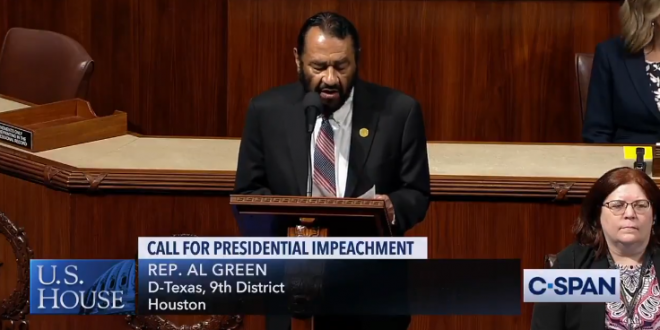 LIVE VIDEO: House Votes On Articles Of Impeachment - Joe My God